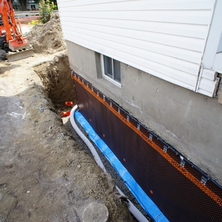 Interior Foundation Waterproofing Basement Waterproofing Systems Drainage And Sump Pumps Why